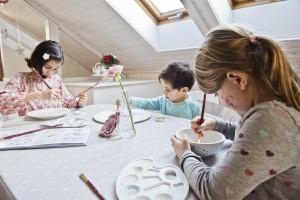 Keramik selbst bemalen