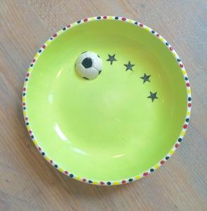 Schorndorf, Keramik bemalen